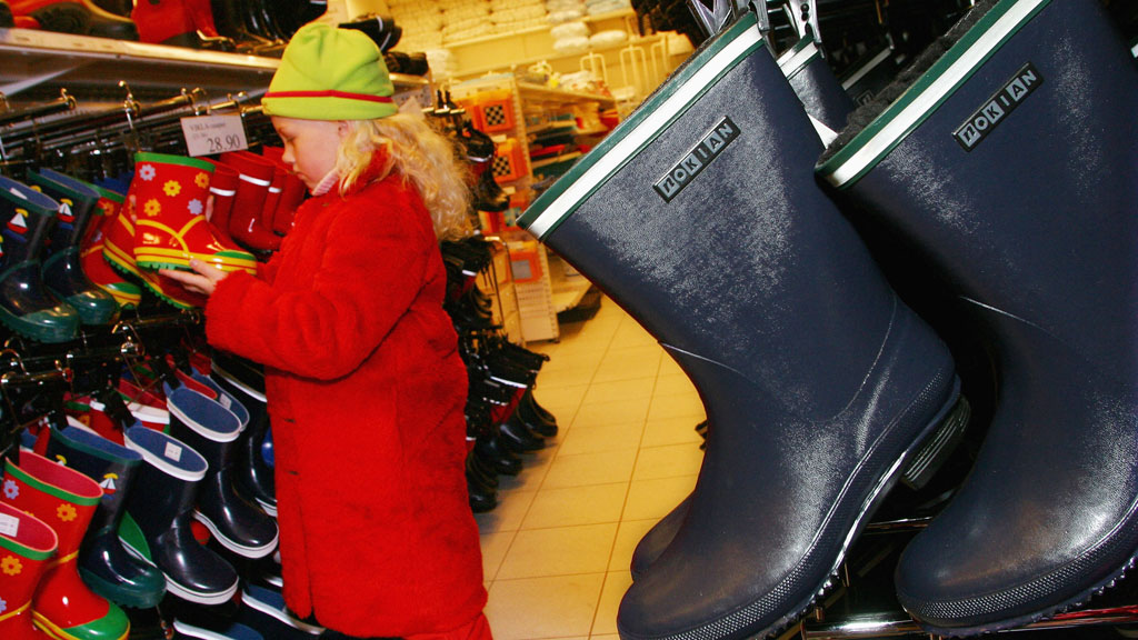 Nokia once boasted rubber boots among its many varied products