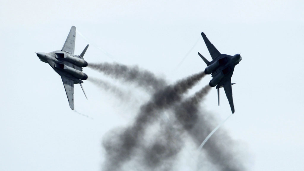 Russia has been a major supplier of weapons to Syria for over 60 years