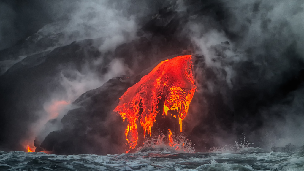 Sea off Japan hides volcano the size of Belgium - Channel 4 News Pacific Ocean Underwater Volcanoes