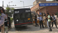 India: Four men convicted of Delhi gang rape (picture: Reuters)