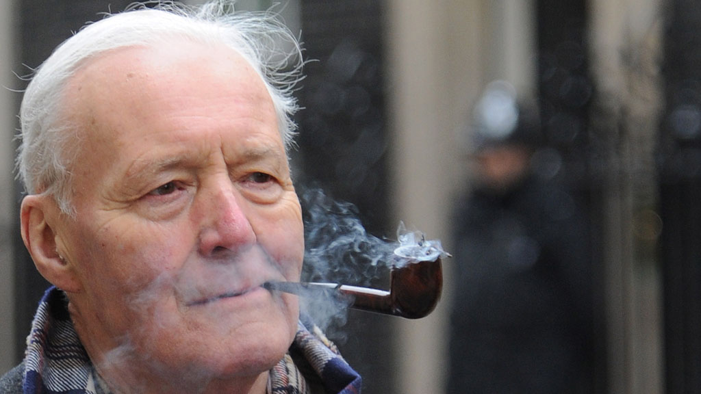 Tony Benn in 2008 (Reuters)
