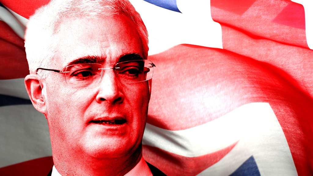 Independence is not in the best interests of Scottish people, says former chancellor Alistair Darling - the UK works because it means people from across the union can pool their resources.