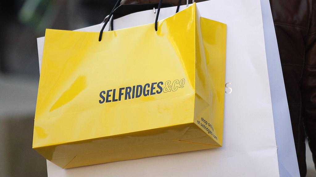 EDL Tommy Robinson Selfridges Mark Hix Food Usdaw