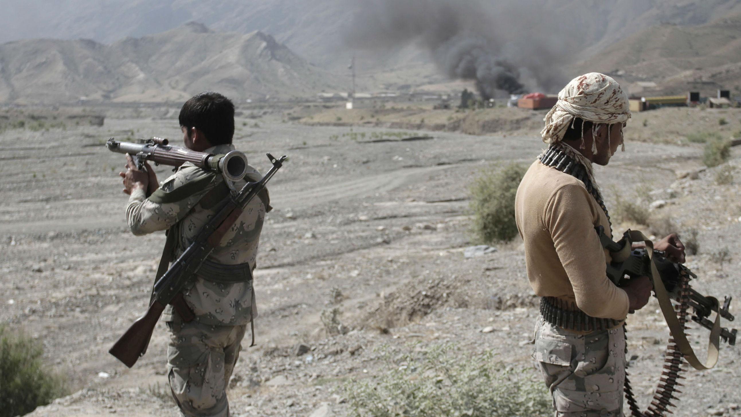 Pakistan releases top-ranking Afghan Taliban prisoner