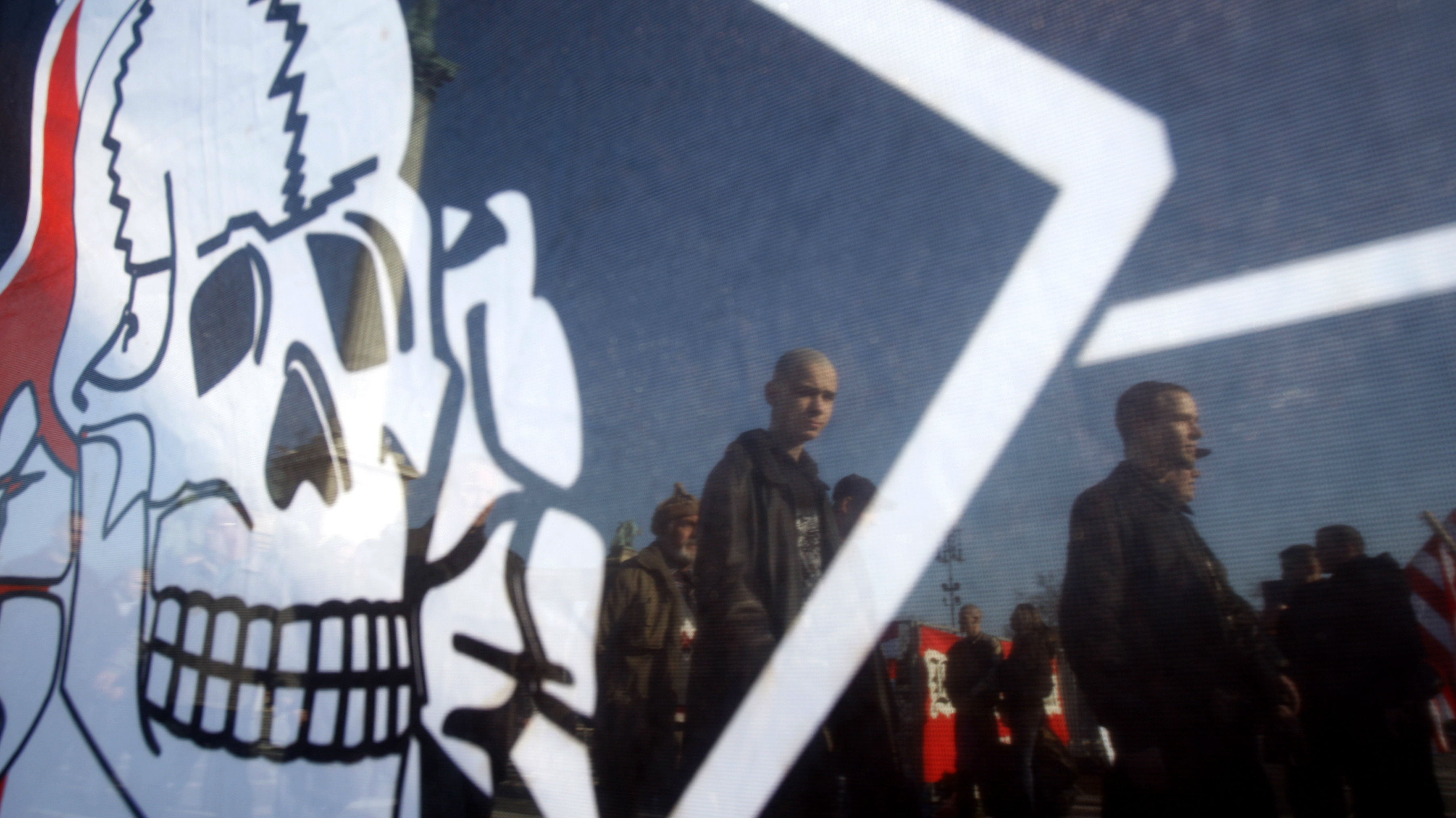 Twenty years ago today the leader of the UK's far-right skinhead movement, Ian Stuart Donaldson, died in a car crash in Derbyshire. Two decades after his death we look at his cult following.