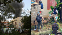 Kenya attack: death toll expected to rise by a further 60 (picture: Reuters)