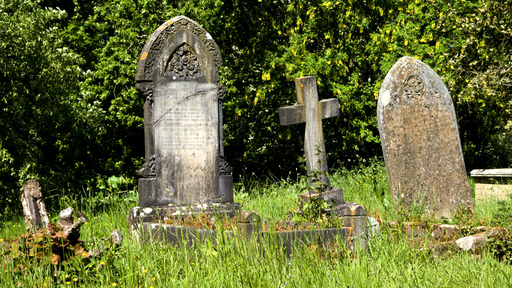 It is not just a question asked by children, but a growing concern, as a study shows we are running out of space for graves. But do we care what happens to our bodies when we die?