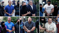 Greece is to submit legislation aimed at cutting funds to far-right party Golden Dawn (picture: Reuters)
