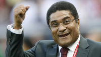One of the world's all-time football greats, the Portugal and Benfica forward Eusebio, has died at the age of 71.