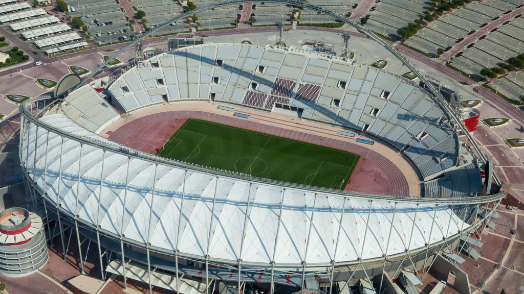 The 2022 football World Cup will not be held in Qatar in the summer months because of the heat and is likely to take place between November and January, Fifa's secretary general says (Getty)