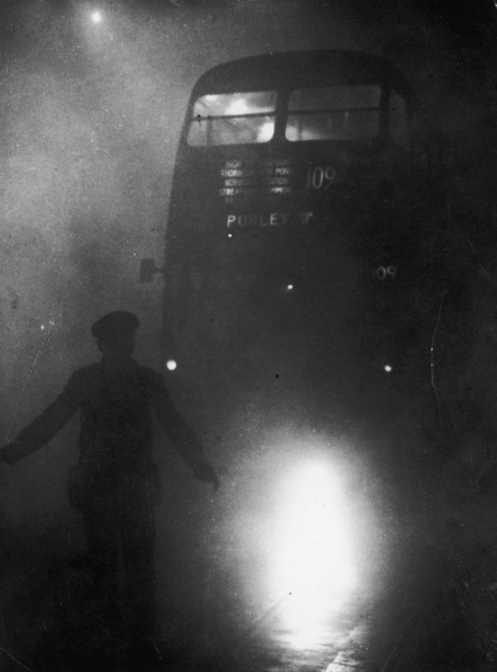 London smog (Getty)