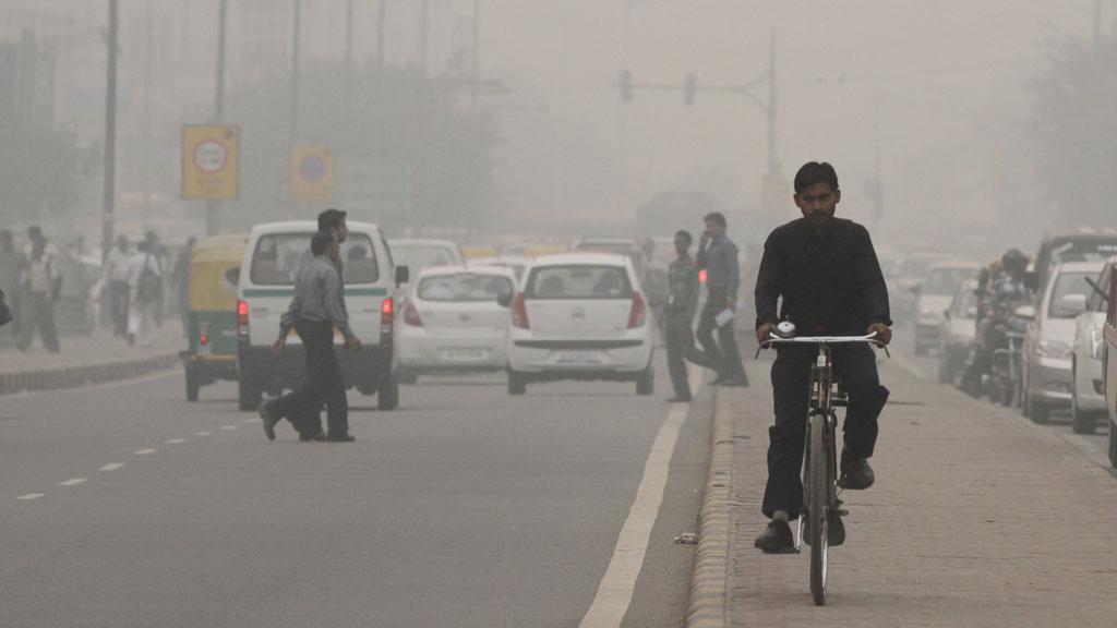 New Delhi (Getty)