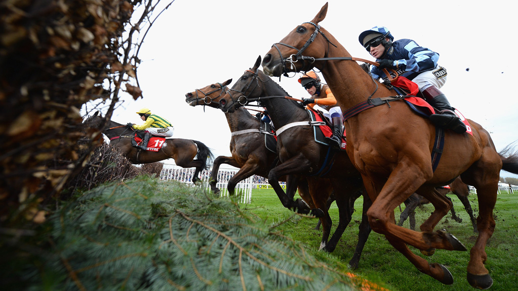 Grand National day. (Getty)
