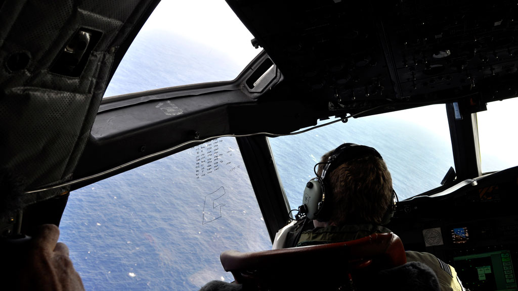 Chinese and Australian vessels are searching the vast Indian Ocean trying to verify if any one of three acoustic signals detected could have been from flight MH370's black boxes.