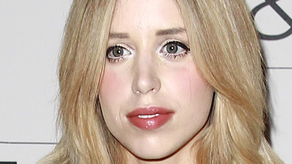Peaches Geldof. (Getty)