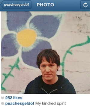 Instagram photo: Elliot Smith.