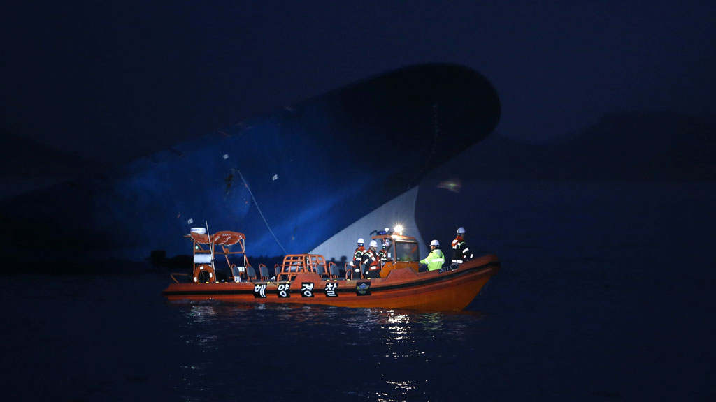 South Korea ferry (Reuters)