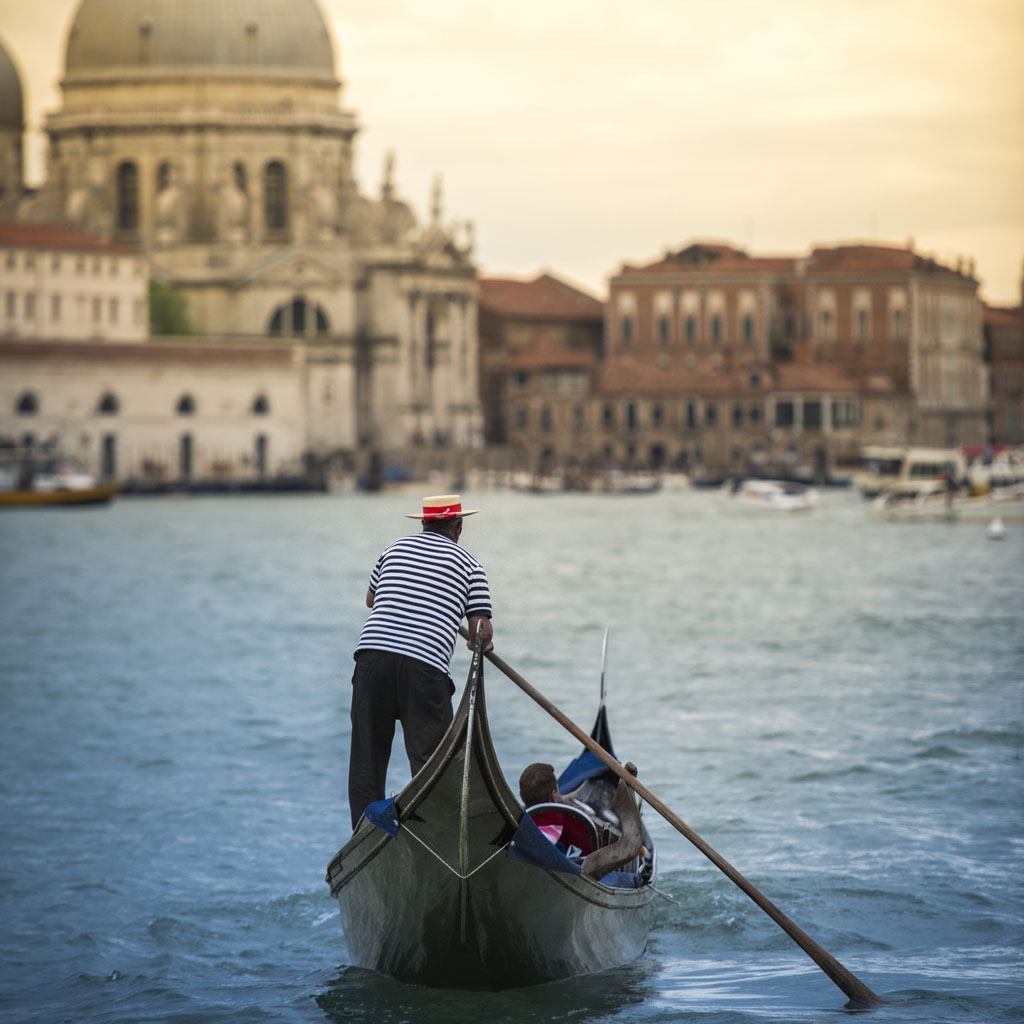 Gondola in Venice (Getty)