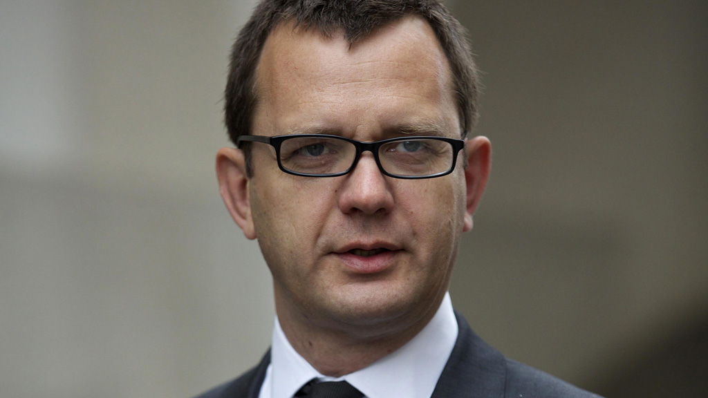 Former News of the World editor Andy Coulson (Getty)