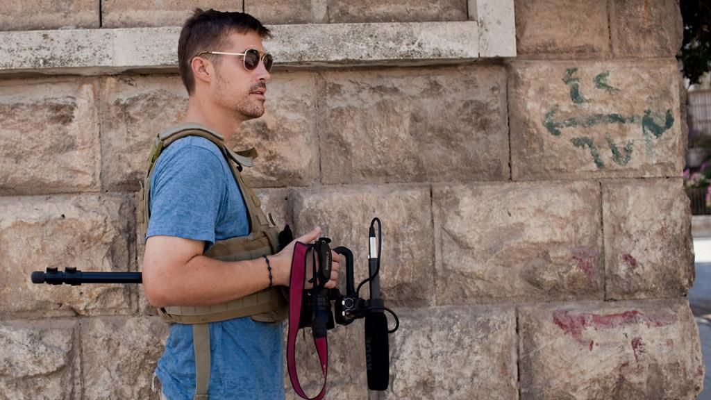 James Foley (Credit: Nicole Tung)