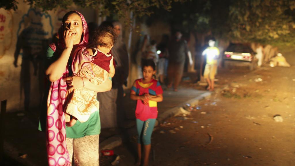 Gaza conflict resumes