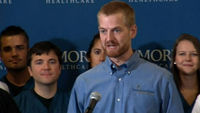 Dr Kent Brantly survives Ebola.