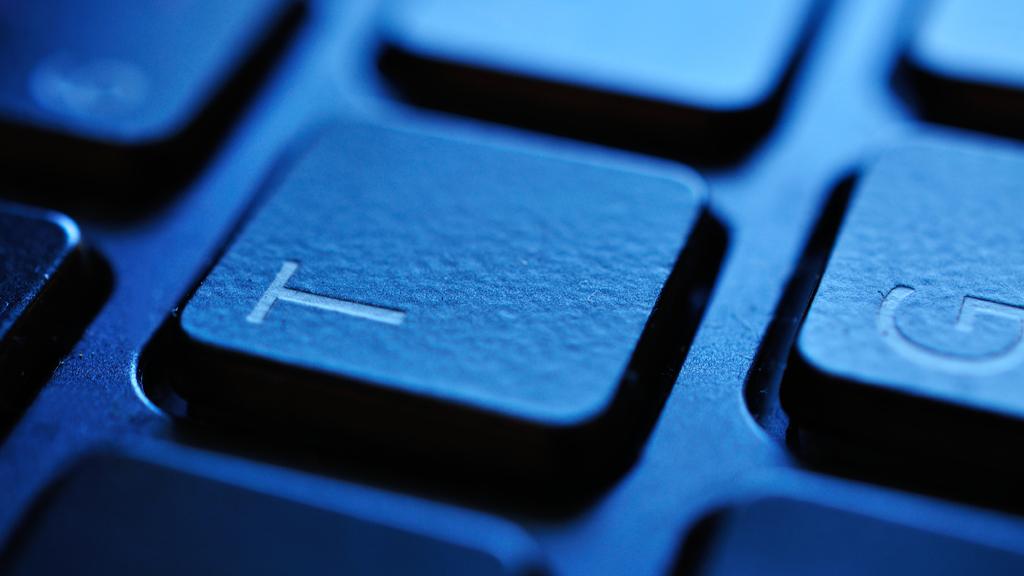 Computer keyboard (Getty)