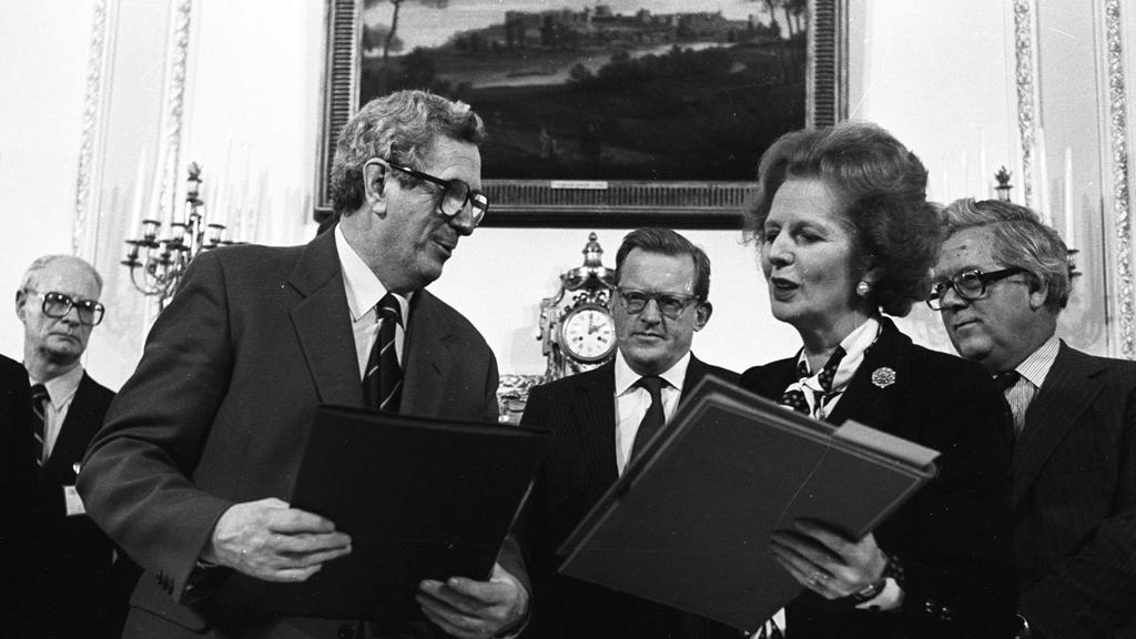 N Ireland Thatcher Couldnt Understand Civil Rights Calls