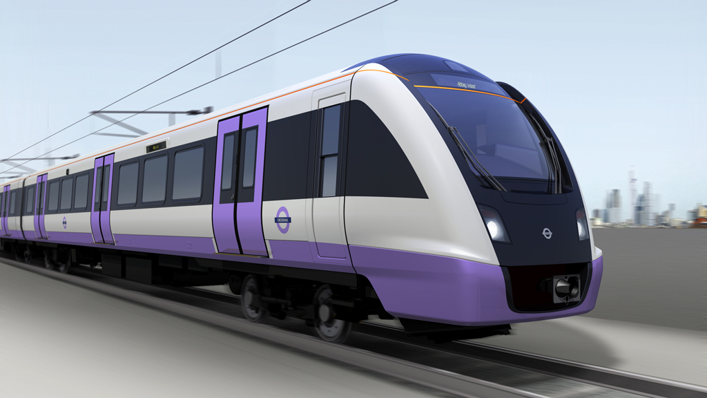 Bombardier wins Crossrail contract
