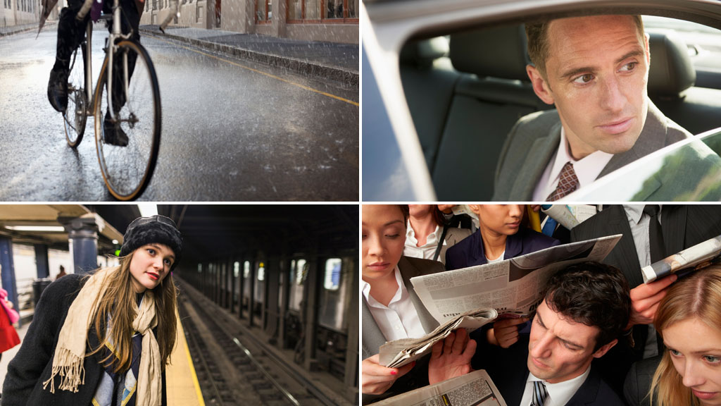 Quiz: is your commute to work damaging your health?