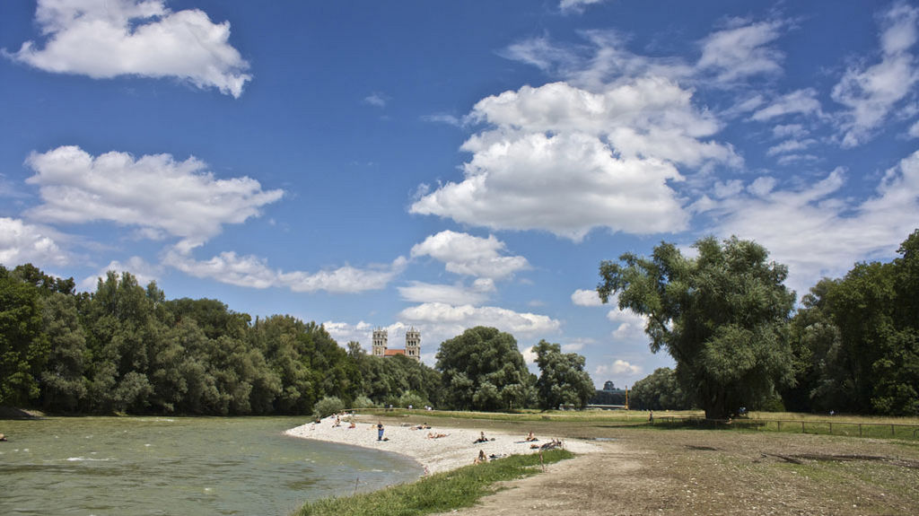 The Isar River (Getty)