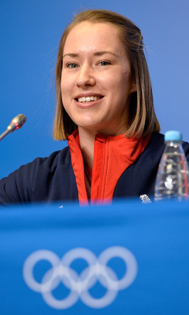 Lizzy Yarnold, British skeleton athlete (Getty)