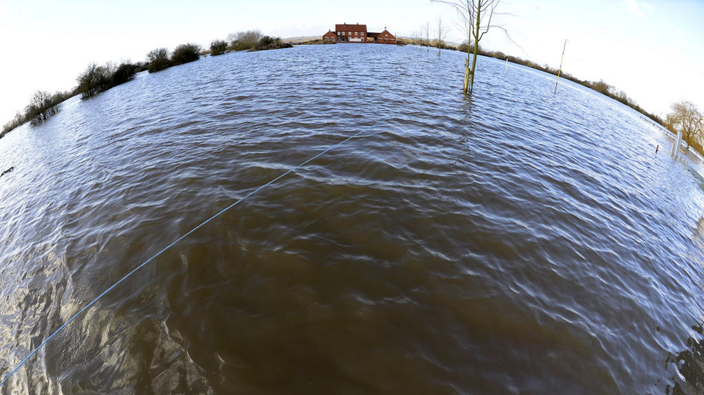 Somerset Levels (Reuters)