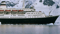 Marco Polo cruise ship in the Antarctic (Getty)