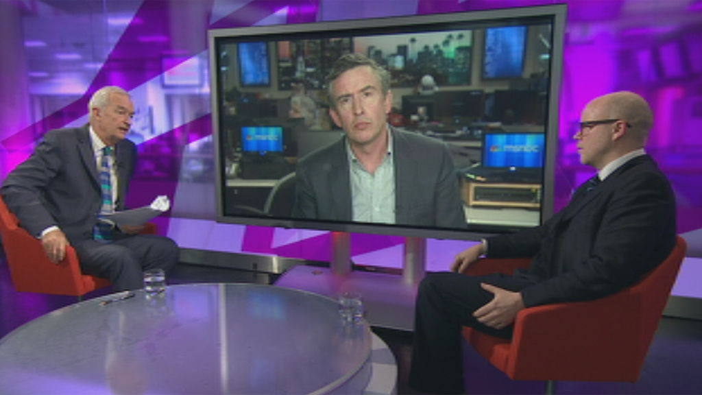Actor Steve Coogan tells Channel 4 News that the Daily Mail has been acting 'like a playground bully' over the story about Harriet Harman and past links between the NCCL and a paedophile group.
