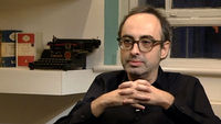 Award-winning writer Gary Shteyngart speaks to Reporter Katie Razzall