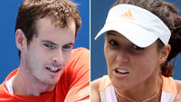 Andy Murray Laura Robson Heather Watson Djokovic Nadal tennis rugby Olympics