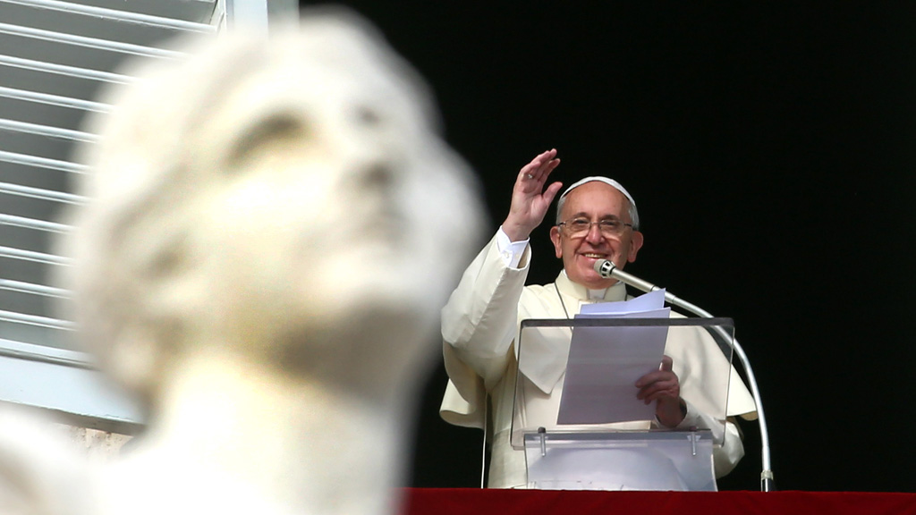 Pope Francis (Getty)