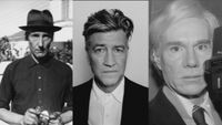 Revealing still photos by some of the 20th century's most influential culture icons show unseen sides to Andy Warhol, William Burroughs and David Lynch.