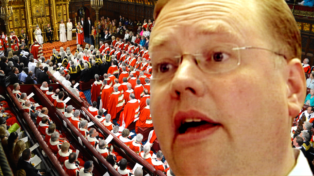 Lord Rennard and the House of Lords