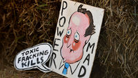 David Cameron issues a warning to the European Union that imposing