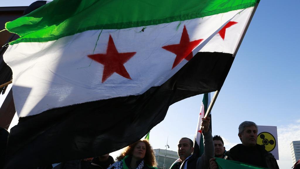 Syria opposition Assad government Geneva peace talks
