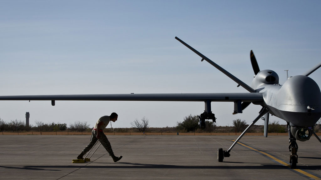 Drones Are Already Being Used To Find Terror Targets But May Do So Automatically In A
