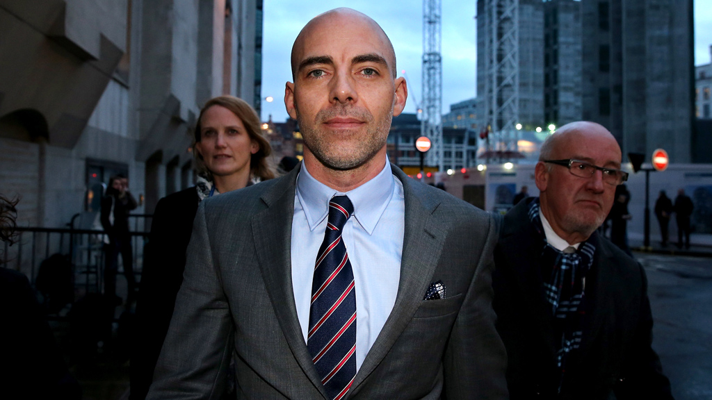 Former NoW journalist Dan Evans (Getty)