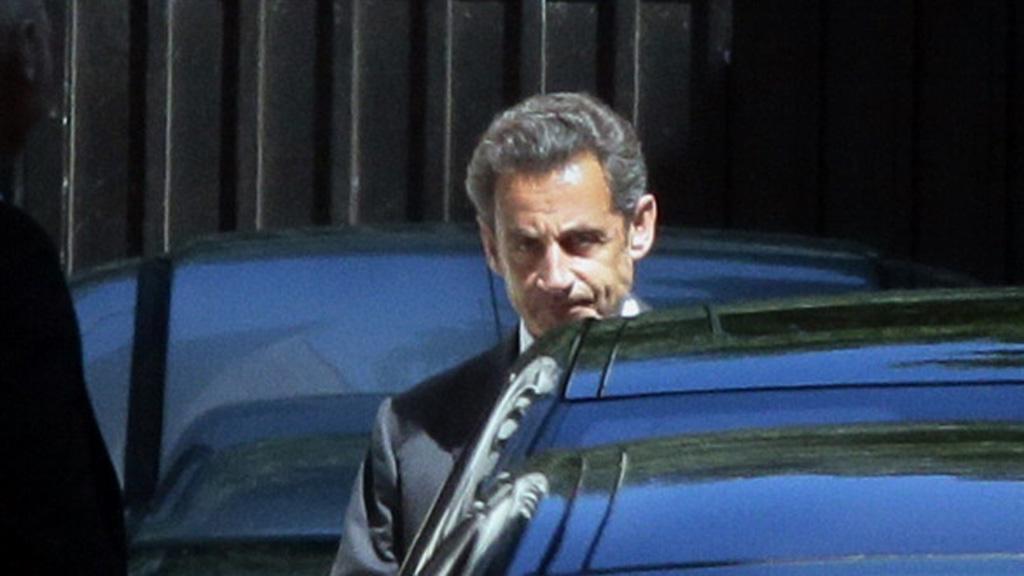 Sarkozy under investigation