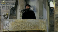 Video purporting to show Abu Bakr al-Baghdadi