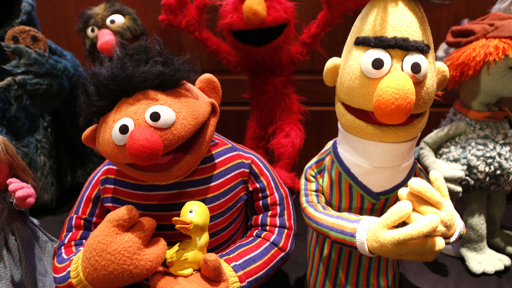 Bert ernie homosexual discrimination