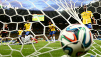 Germany brat Brazil 7-1 in one of the biggest World Cup shocks of all time. (Getty)