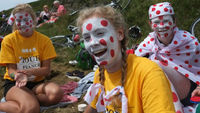Tour de France: how British crowds became world beaters. (Getty)