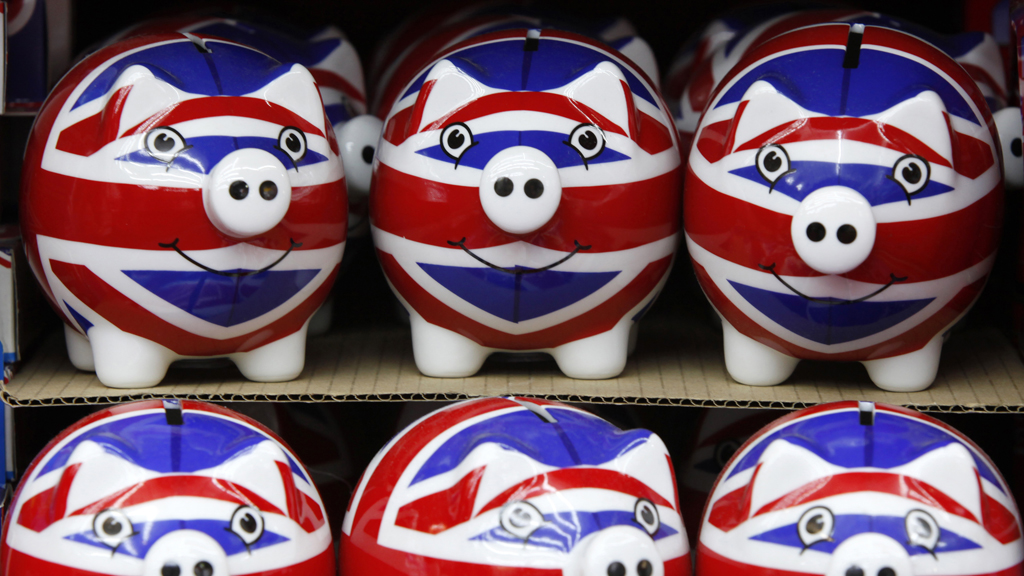 Piggy bank (Reuters)